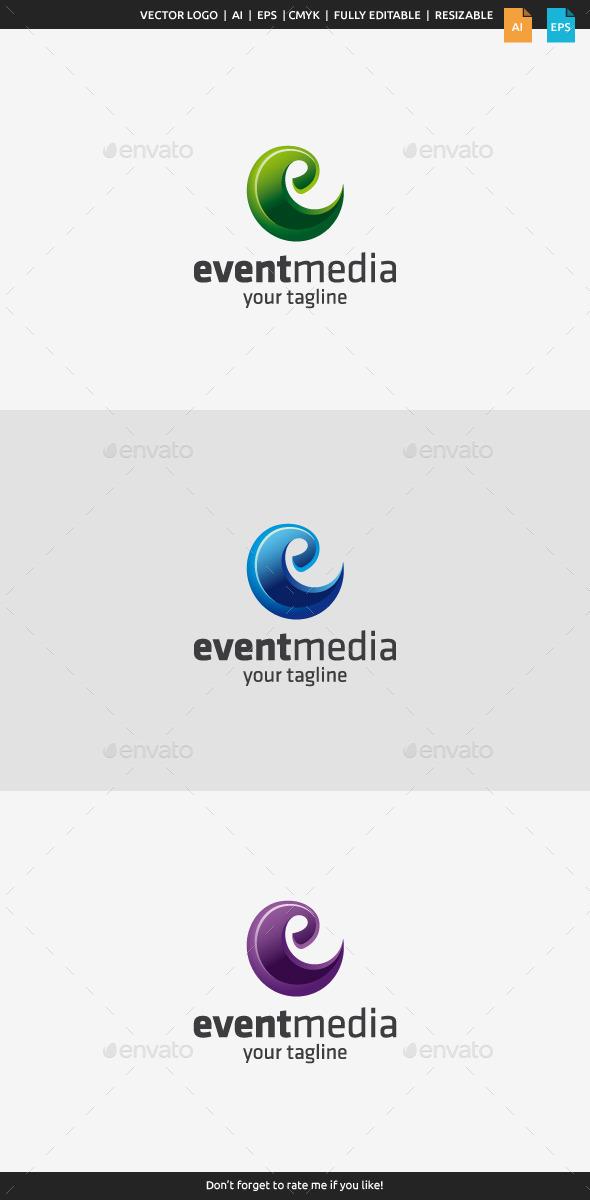 Event Media - Letter E