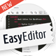 Easy Editor for WordPress with Emmet - CodeCanyon Item for Sale