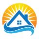 Home Beach Logo Template - GraphicRiver Item for Sale