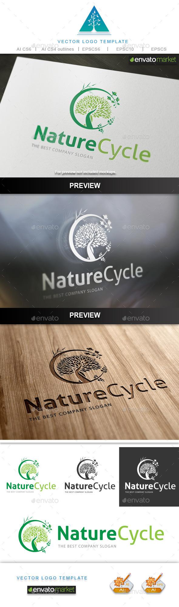 Nature Cycle Logo