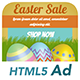 Ad HTML5 Template | Easter - CodeCanyon Item for Sale