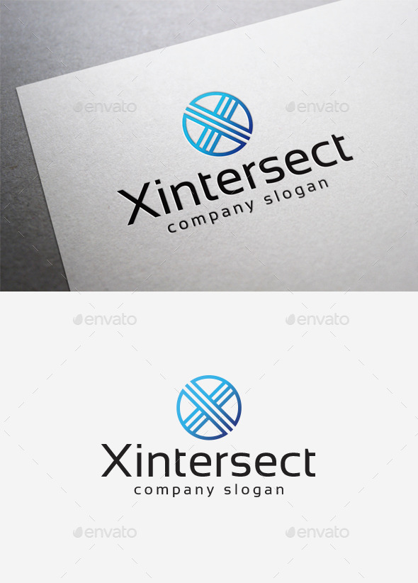 X Intersect Logo