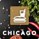 Chicago - Restaurant & Cafe WordPress Theme - ThemeForest Item for Sale