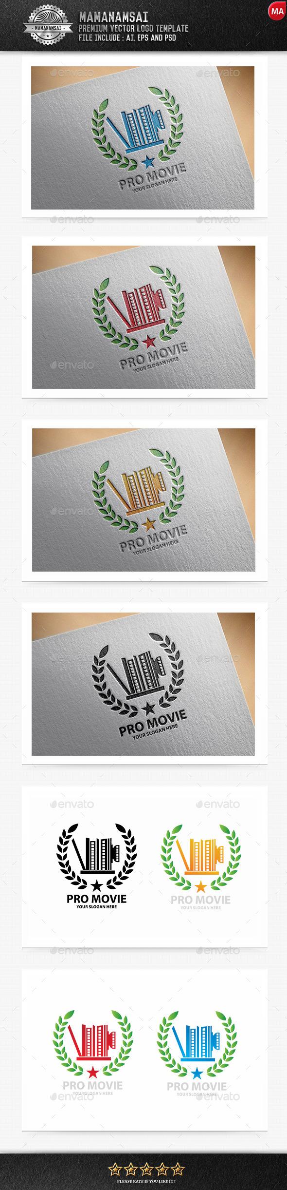 Pro Movie Logo