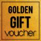 Multipurpose Golden Gift Voucher - GraphicRiver Item for Sale