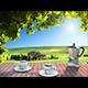 Italian Coffee Cup (Espresso) and Moka - 3DOcean Item for Sale