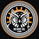 Owl Beard Oil Package - GraphicRiver Item for Sale