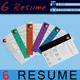 CV/Resume - GraphicRiver Item for Sale