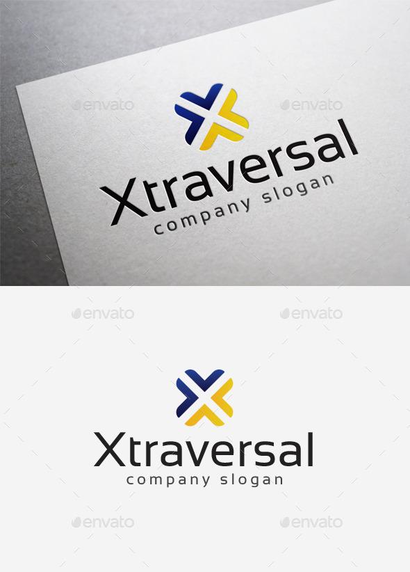 X Traversal Logo