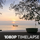Sunset on the Sea Shore - VideoHive Item for Sale