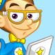 Geek Repair Wizard - GraphicRiver Item for Sale