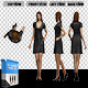 3d Human Character Collection Set - GraphicRiver Item for Sale