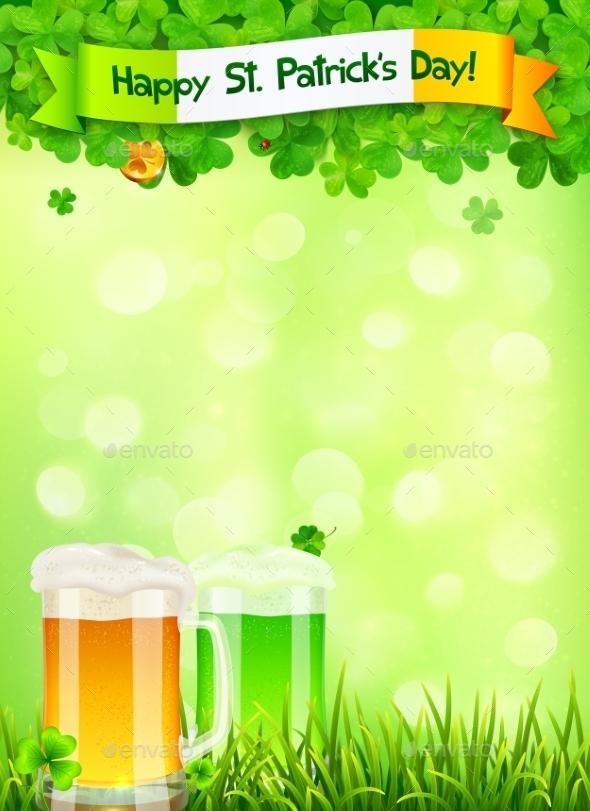 St. Patricks Day Leaflet