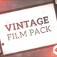 Old Film Background Pack - VideoHive Item for Sale