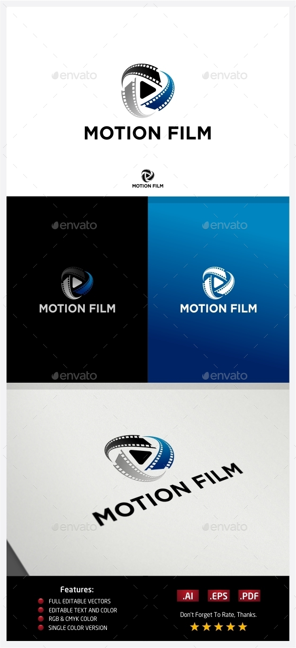 Motion Film Logo