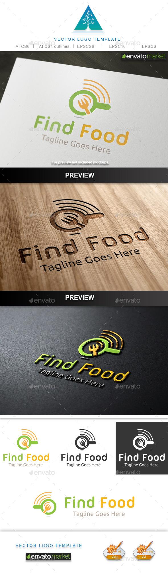 Find Food Logo 2