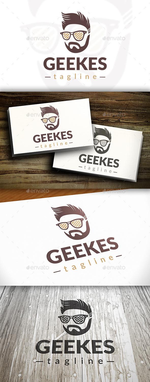 Modern Geek Logo