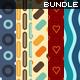 84 Patterns Bundle - GraphicRiver Item for Sale
