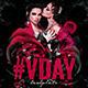 V-day Flyer - GraphicRiver Item for Sale