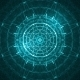 Abstract Technological Background - GraphicRiver Item for Sale