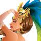 Carnival Dancer - GraphicRiver Item for Sale