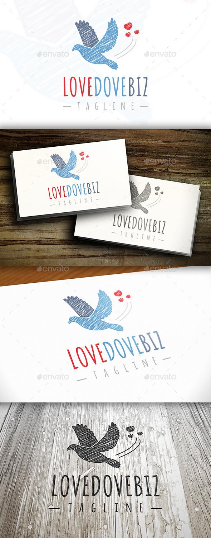 Love Dove Logo