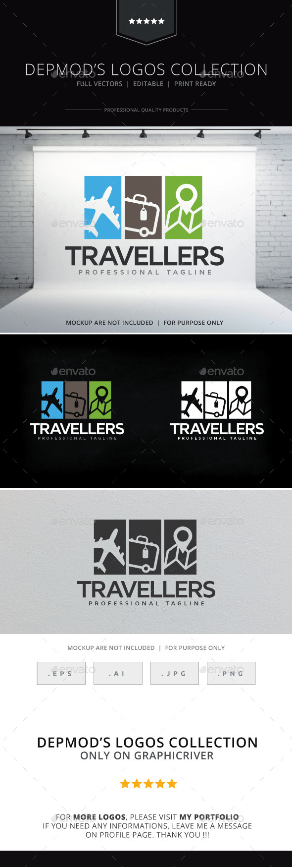 Travellers Logo