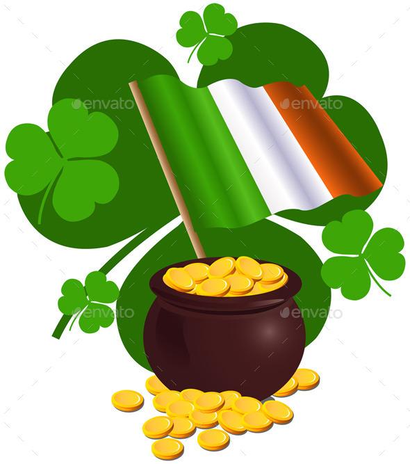 St. Patrick Day Design