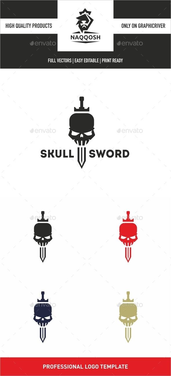 Skull Sword