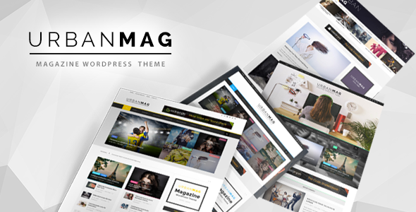 Urban Mag - News & Magazine WordPress