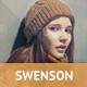 Swenson - Soft Creative Theme - ThemeForest Item for Sale