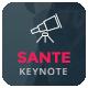 Sante - Elegant Keynote Template  - GraphicRiver Item for Sale