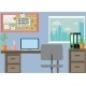 Business Workplace - GraphicRiver Item for Sale