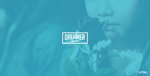 Dreamer - Multipurpose Charity HTML Template
