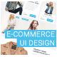 Slade E-commerce Web Elements UI Design - GraphicRiver Item for Sale