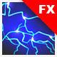 Lightning Flashes Set - GraphicRiver Item for Sale