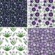 Patterns Set - GraphicRiver Item for Sale