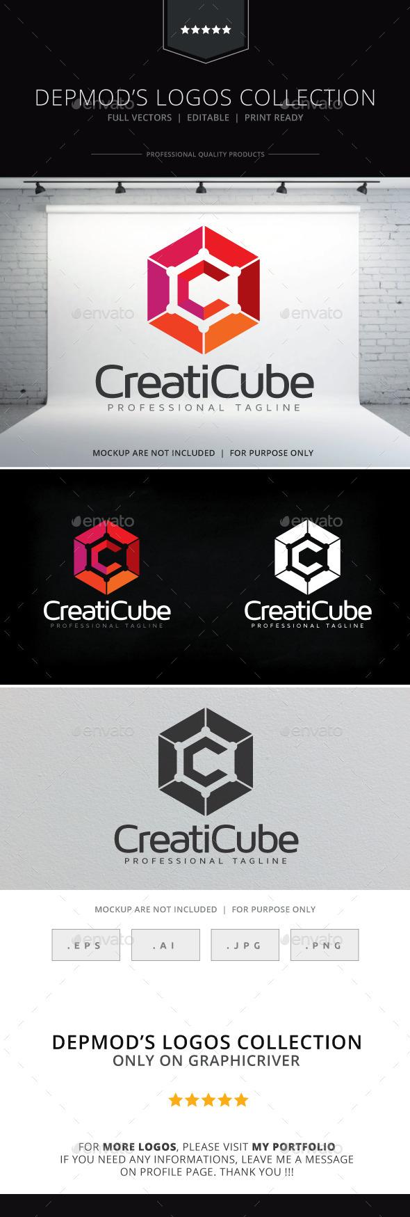 Creaticube Logo