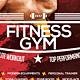 Fitness/Gym Business Promotion Flyer V4 - GraphicRiver Item for Sale