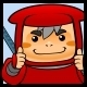 Ninja Mascot - GraphicRiver Item for Sale