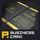 Elegant Business Card Vol. 01 - GraphicRiver Item for Sale