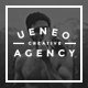 Ueneo - Creative One Page HTML5 Template - ThemeForest Item for Sale