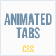 Animated Tabs - CodeCanyon Item for Sale