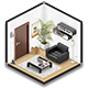 3D Interior Constructor - GraphicRiver Item for Sale