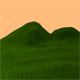 Grassy Hill - 3DOcean Item for Sale