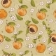 Apricot Pattern - GraphicRiver Item for Sale