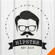 Hipster Men's Style Logo - GraphicRiver Item for Sale