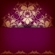 Elegant Background with Lace Ornament - GraphicRiver Item for Sale