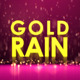 Gold rain - VideoHive Item for Sale
