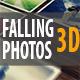 Falling Photos 3D
